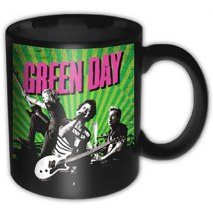 Green Day Tour Mug